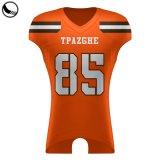 Personalizzato College Economici Sublimated Personalizzato Mens Cool Football Maglie Taglie