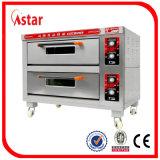 Reeks 2 Dek 4 van de Oven Crassical van de Apparatuur van de Bakkerij van Astar Nieuwe de Oven van het Baksel van het Gas van de Oven van het Dek van het Gas van Dienbladen/de Apparatuur van de Bakkerij