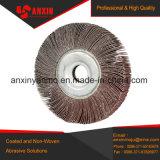 Rotella di lucidatura della falda degli abrasivi per la rotella di lucidatura di alluminio dell'acciaio inossidabile