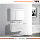 Banho de MDF Branco Brilhante vaidade TM8250A