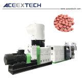 LDPE Extruder die van de Schroef van de Pelletiseermachine van de Film de Enige de Fabrikanten van de Machine pelletiseren