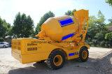 De nieuwe van de Diesel van de Verkoop van het Ontwerp Hete Machine van de Vrachtwagen van de Mixer van het Cement Draagbare MiniApparatuur van de Bouw 350L Mobiele Concrete