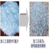 De plastic Machine van het Recycling van de Granulator van het Afval met Goedgekeurd Ce ISO