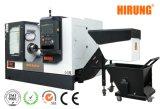 Tourelle hydraulique CNC Lathe, pente haute rigidité Tour, tour CNC de haute précision EL52L, tour à commande numérique