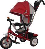 China Fabricante de quatro em um carrinho de bebé Crianças de triciclo