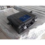 Tipo portatile nastro trasportatore che ripara Splicier con la coperta elettrica