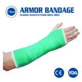 Het in het groot Professionele Ce&FDA Verband van de Band van de Glasvezel Verband van het Certificatie Orthopedische van de Breuk Zachte Gietende