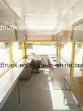電気移動式調理のトラック、電気移動式調理のトラック