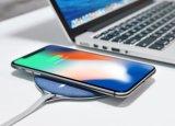 Горячие продажи в США iPhone Samsung универсального зарядного устройства беспроводной связи стандарта Qi
