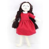 20cm Bonitinha Girl Doll Peluche