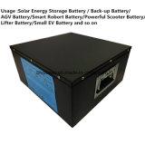 24V 50AH1200W LiFePO4аккумуляторная батарея для Agv роботскутерEVтележки