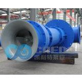 L'eau industrielle verticale Pumps-Vertical mixte de la pompe à débit axial