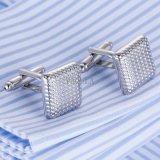 Venta de Joyería caliente VAGULA Hombres camiseta francesa gemelos 10170