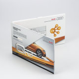 China fornecedor fabricante de cartões electrónicos Brochura de vídeo