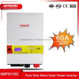 1 - invertitore a bassa frequenza di energia solare di fuori-Griglia 10kw, invertitore solare della pompa per il comitato solare