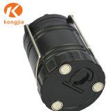 La lámpara portátil plegable fácil Emergencyled Linterna de camping