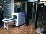 Singola macchina di controllo di obbligazione dei raggi X di energia più poco costosa 5030A per lo scansione dei bagagli e del bagaglio dalla più grande fabbrica