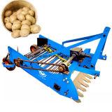La Chine légume racine l'utilisation de l'Agriculture de la Patate douce de l'ail de la récolteuse
