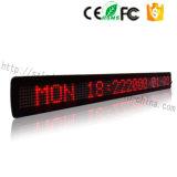 P4.75-16X96 Control Bluetooth pantalla LED pantalla LED de rodadura de firmar los mensajes