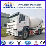 Sinotruck HOWO/Iveco 6X4 9cbm/10cbm Capacity Concrete Mixer Truck Concrete Mixer