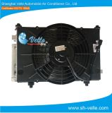 FanのOEM Auto Part Air Conditioner Condenser