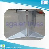 Obbligazione e luogo Safety Products Metal Concert Barricade Crowd Control Barrier di Protection Barrier