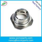 CNC di alluminio automatico del hardware lega/dell'acciaio inossidabile che lavora i pezzi di ricambio alla macchina