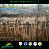 Encofrados Plywod WBP grado para el uso de la construcción
