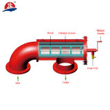 High Performance F-Shaped Motor Driven Horizontal Self-service Cleaning Tank