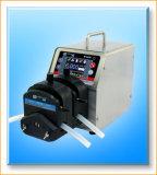 Deux canaux Pompe doseuse péristaltique intelligente Bt600f (débit: 0,006-2300 ml / min)