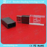 Azionamento a cristallo impresso dell'istantaneo del USB della protezione del metallo del PUNTINO (ZYF1528)