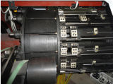 Voller automatischer künstlerischer Trinkhalm, der Maschine herstellt