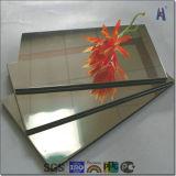 L'aluminium panneau alvéolé pour toit