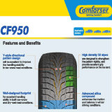 Los mejores neumáticos del invierno, neumático de nieve con la escritura de la etiqueta del alcance del ECE del certificado de Europa