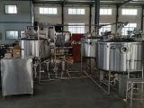 800L de Lijn van de Pasteurisatie van de Verwerking van de melk