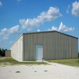 Construcción de la estructura de acero para el taller industrial / almacén / oficina (KXD-PCH7)