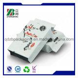 Sac de empaquetage de thé en plastique de papier d'aluminium avec le gousset latéral