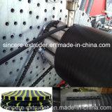 Tubo hueco del enrollamiento de la pared del HDPE que hace la máquina
