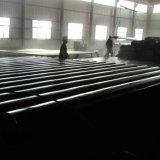 Tubulação de aço sem emenda 6m de ASTM A106b