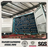 Galvanisiert ringsum StahlPipe/300mm Durchmesser galvanisiertes Stahlrohr des Stahl-Pipe/BS 1387