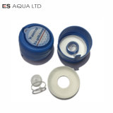 55mm parafuso anti-pingos Pressione Thread 5 Galão garrafa de água da cápsula de PE de Tampas Pac