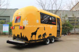 Nuovo prodotto, rimorchio mobile dell'alimento di alta qualità, alimento Van