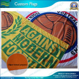 Las Banderas de fútbol, pabellón de deportes, el poliéster Bandera La bandera del Club (_NF01F06003)
