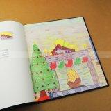 Impression de livre d'impression de livre pour enfant de livre À couverture dure