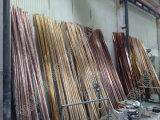 Pipe colorée d'acier inoxydable
