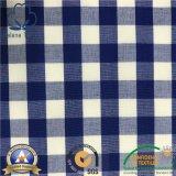 """Quadrado 1/2"""" 65% Poli 35% algodão tecido tingido com Pátio"""