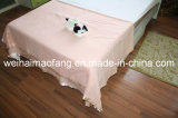Manta pura de lana tejida del hotel de las lanas (NMQ-HB004)