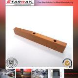 Aluminiumteile durch CNC, der Qualität Shanghai-Factroy maschinell bearbeitet