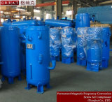ねじ空気圧縮機水か空気または油分離器
