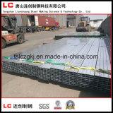 エクスポートの標準によって前電流を通される長方形鋼管